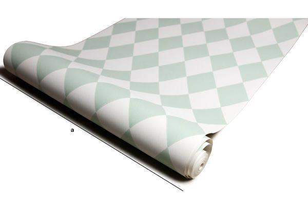 Dimensions du produit Papier peint Harlequin mint