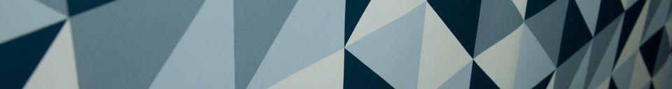 Mise en avant matière Papier-peint Remix