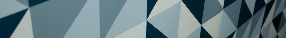 Mise en avant matière Papier-peint Square Skive