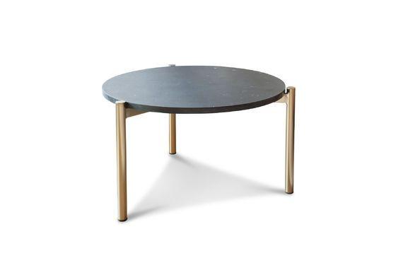 Petite table basse en marbre Anneli Détouré