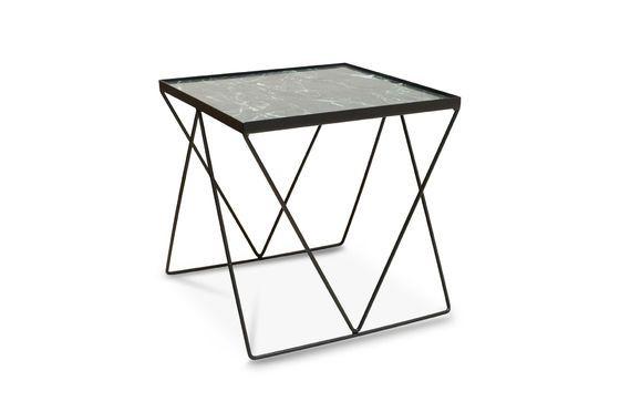 Petite table Bumcello en marbre vert Détouré