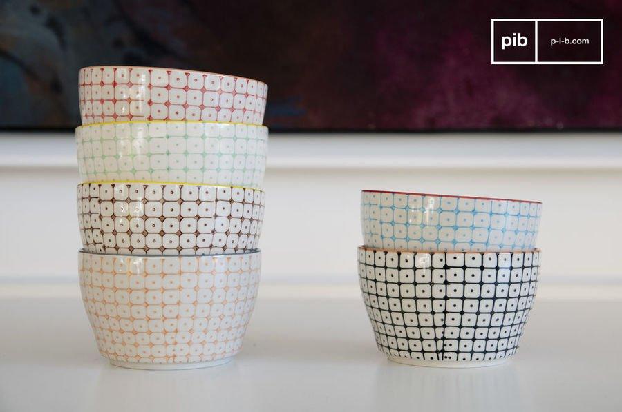 Petits bols Bruni en céramique