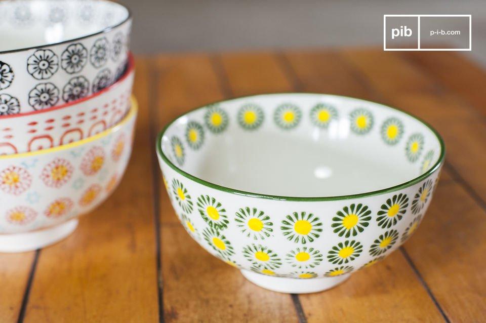 Les petits bols Julia sont des pièces qui vous séduiront par leur originalité et apporteront une