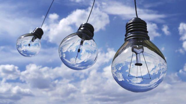 Ampoule Vintage à filaments