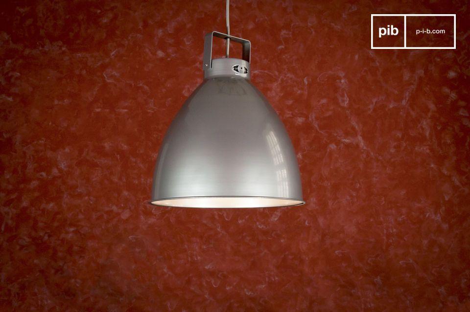 De même que pour ses lampes articulées, Jean-Louis Domecq (J