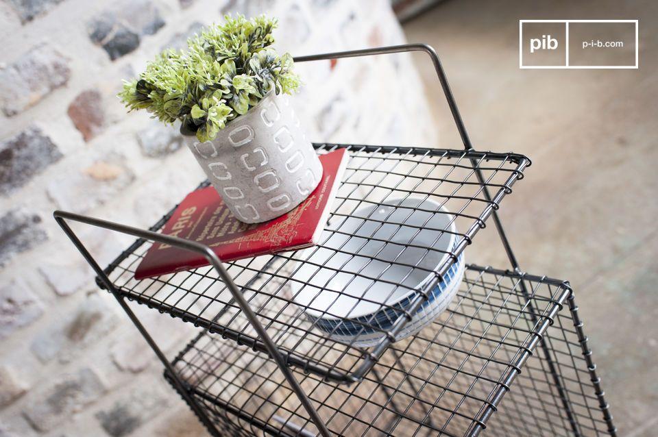 Robuste, original et pratique pour le salon, la chambre ou la cuisine