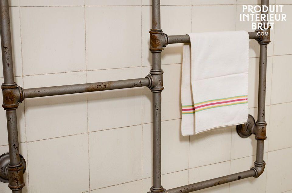Une touche déco originale pour la cuisine ou la salle de bain