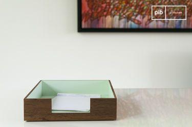 panier bois raviya le charme d 39 un accessoire deco pib. Black Bedroom Furniture Sets. Home Design Ideas