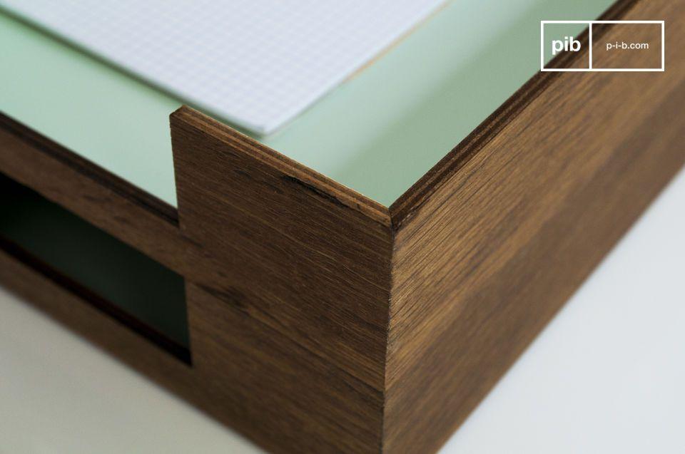 Le range-document Akuagronn est un accessoire de rangement tout à fait pratique