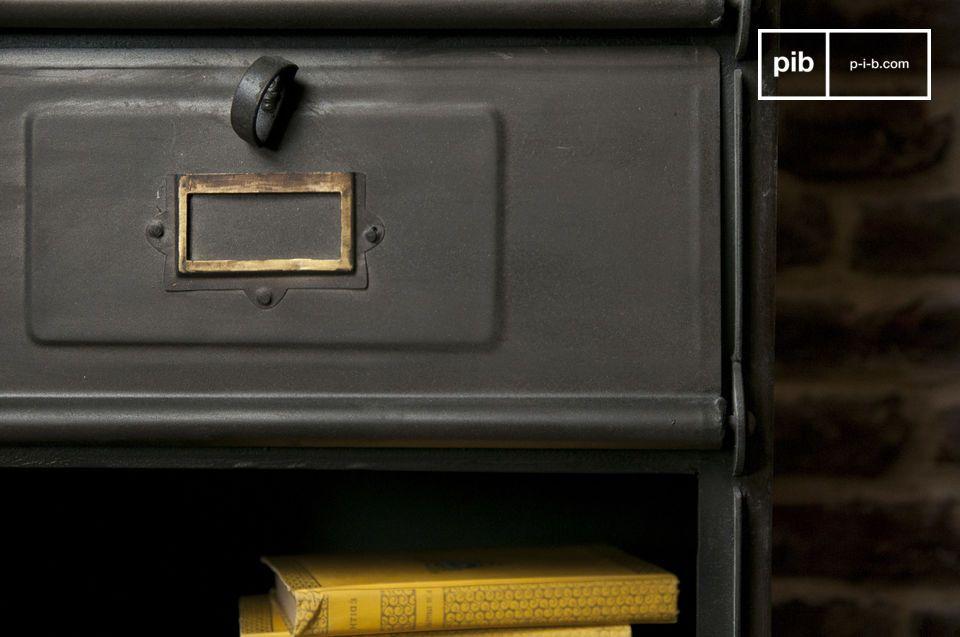 Style résolument industriel vintage