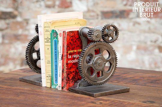 Serre-livres Mecanica