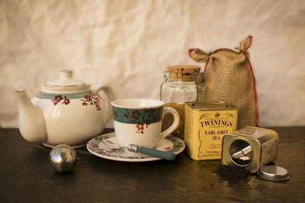 Service à thé Anglais