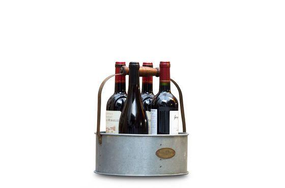 Support 4 bouteilles Mac Hamel Détouré