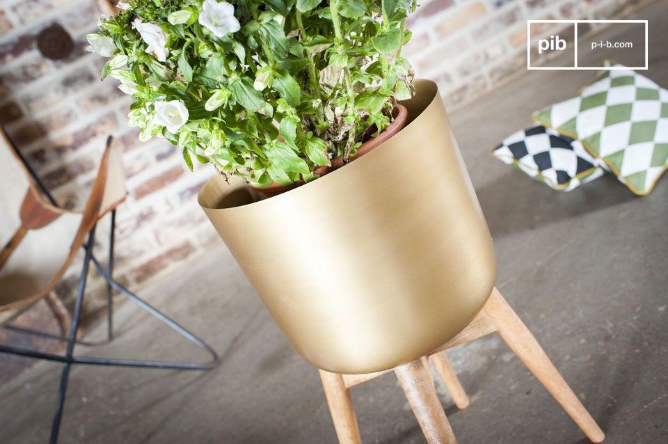 Un objet décoratif et tendance pour mettre en valeur vos plantes
