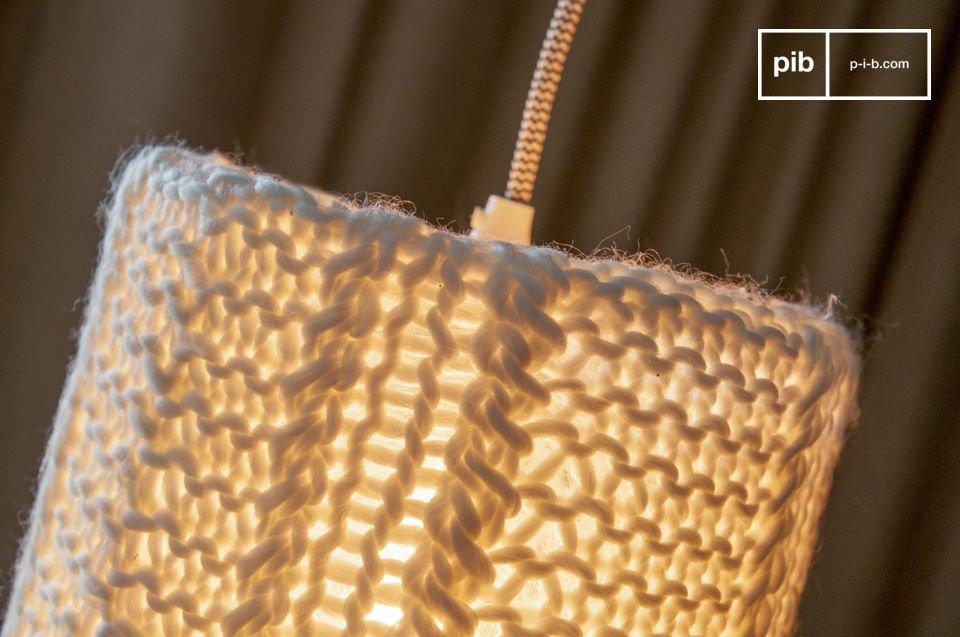 Un luminaire design à la douceur inégalée