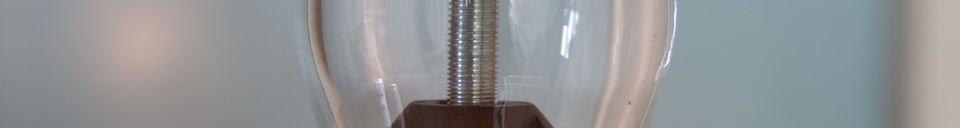 suspension cloche en verre une ligne fluide et un clairage optimal. Black Bedroom Furniture Sets. Home Design Ideas