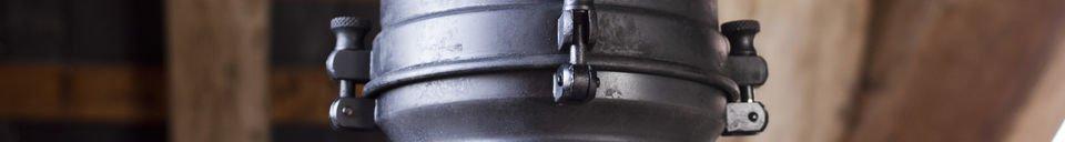 Mise en avant matière Suspension d'usine black edition