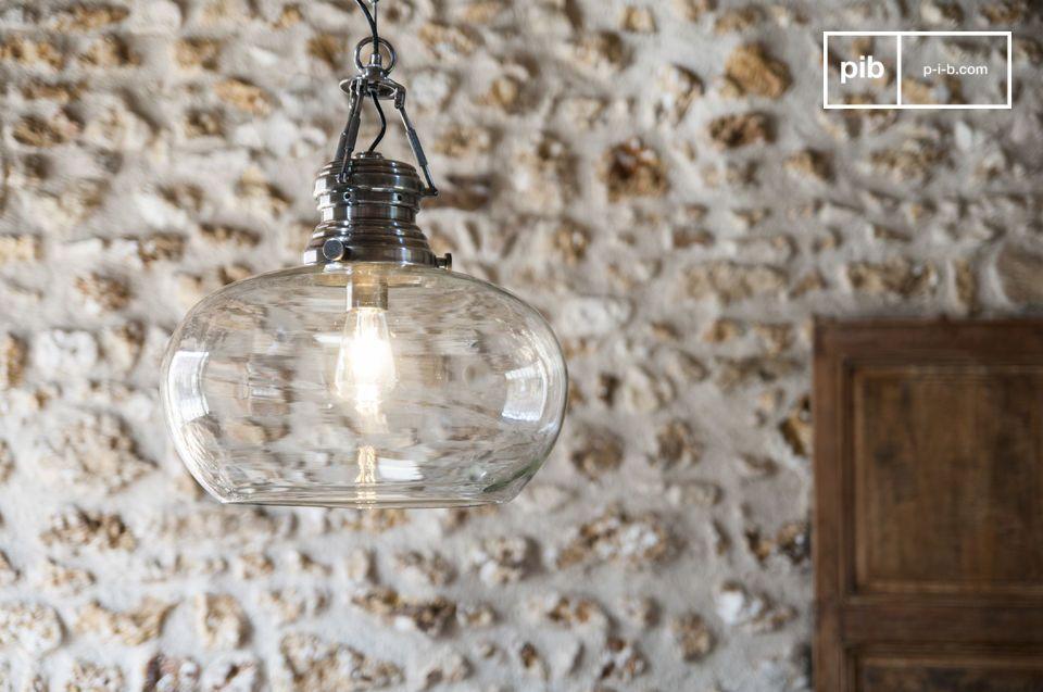 Rondeur et transparence au service de la lumière