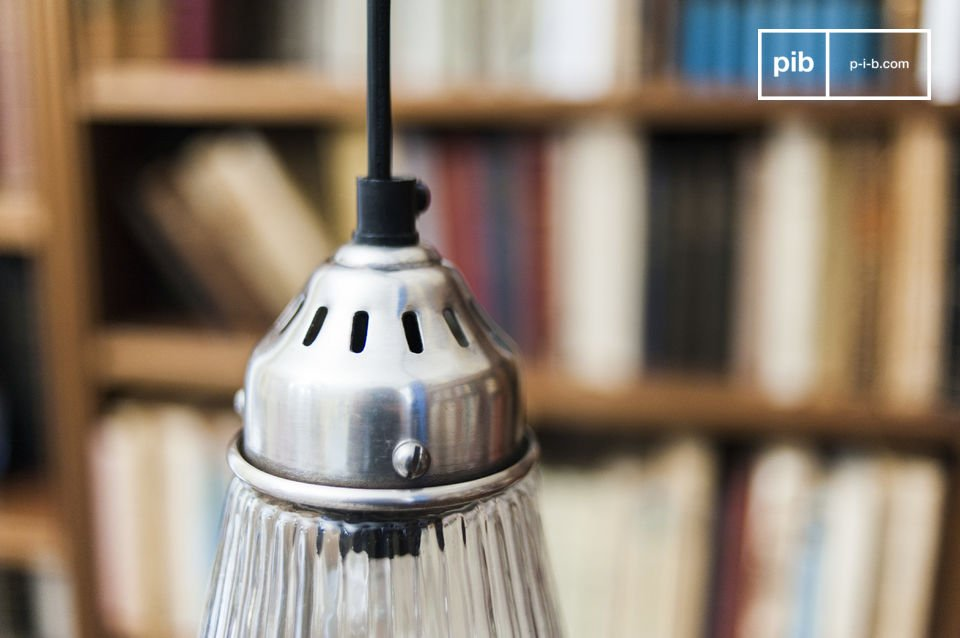 Une lampe retro pleine de charme