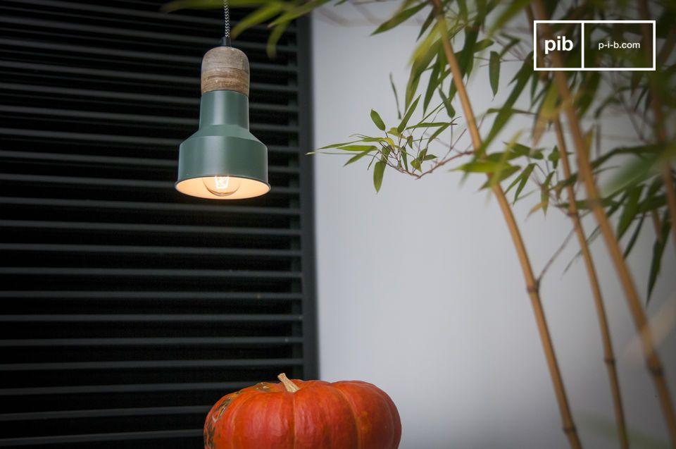 Une petite lampe retro pour mettre en valeur votre intérieur