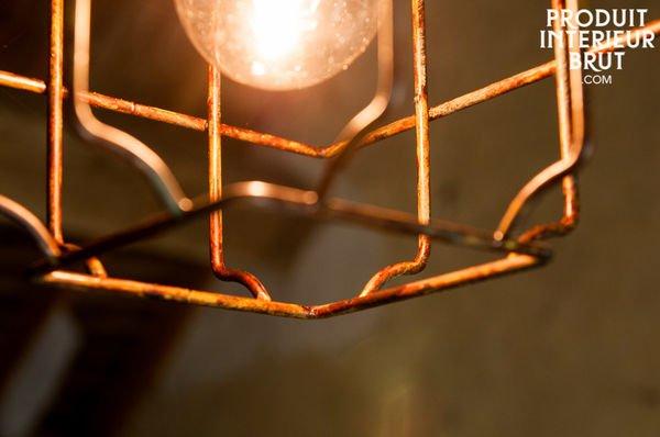 Suspension Metallique Draxt detail