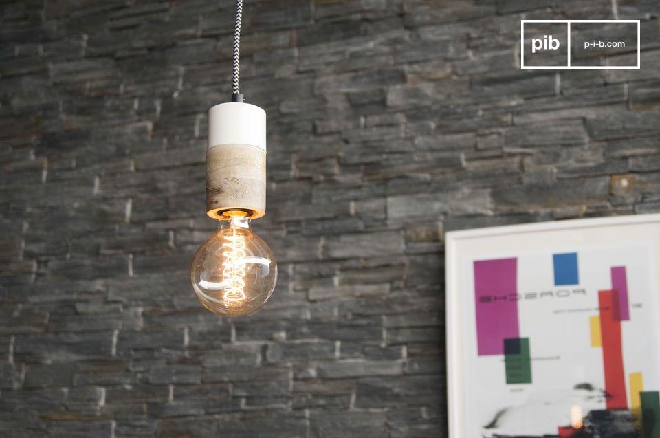 Un petit luminaire design plein de délicatesse