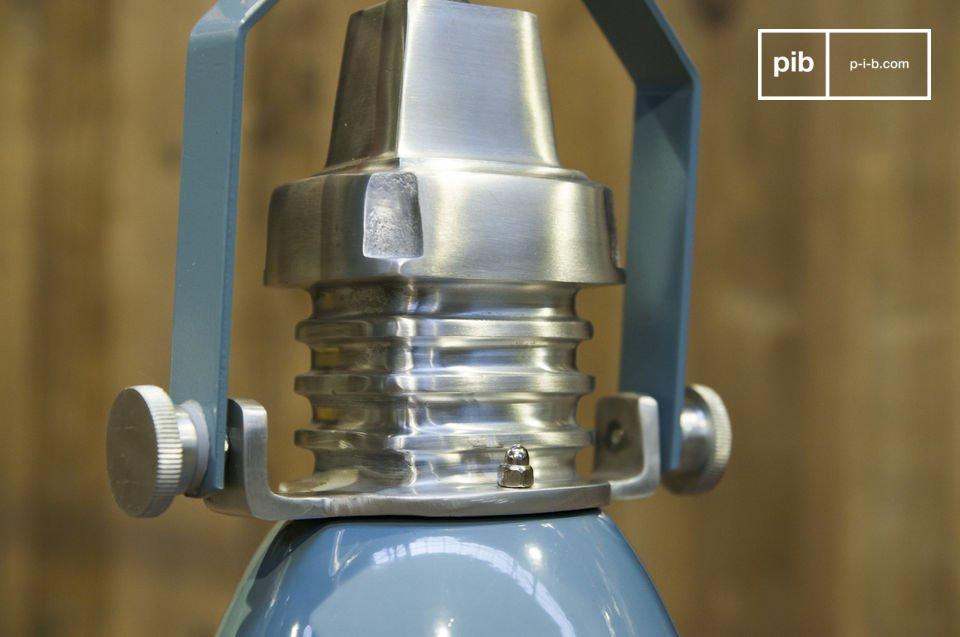 Look indus' pour un luminaire design 100% métal