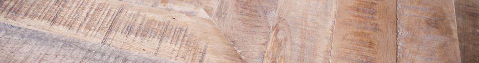 Mise en avant matière Table à pieds compas Tongeren