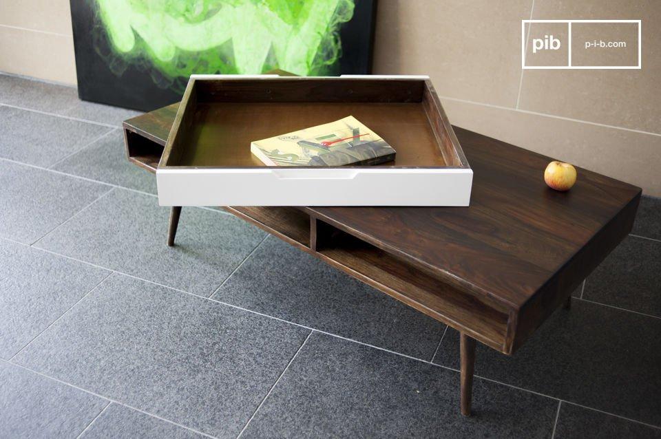 table basse qui s ouvre stunning table basse en bois. Black Bedroom Furniture Sets. Home Design Ideas