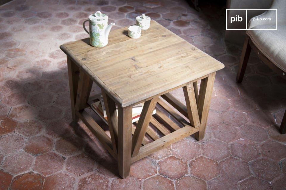 Table basse ou d'appoint, suivant votre espace