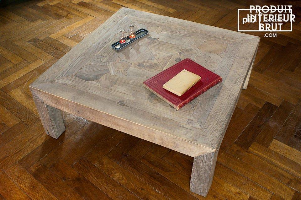 Table basse Comtes de Provence