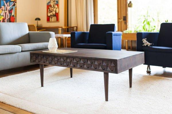Table basse en bois Balkis