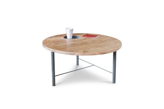 Table basse en bois Bascole Détouré