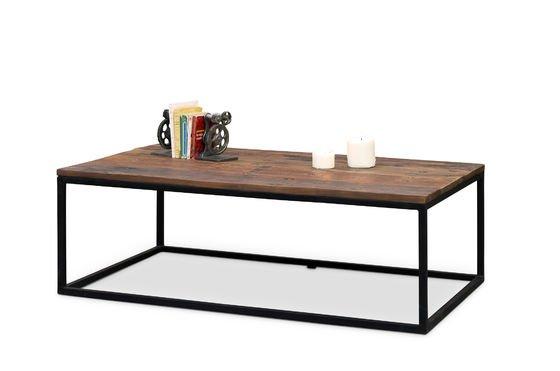 Table basse en bois New Soho Détouré