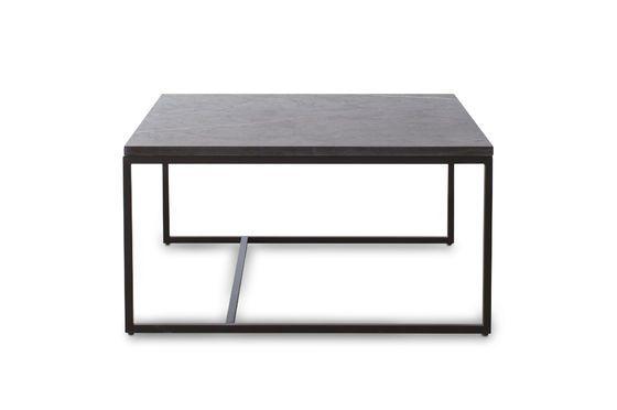 Table basse en marbre noir Avedore Détouré