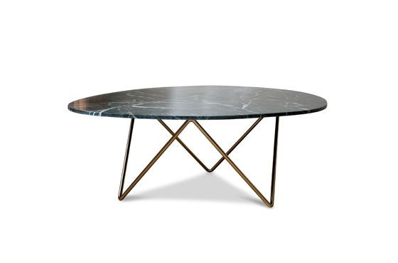 Table basse en marbre Trivisan Détouré