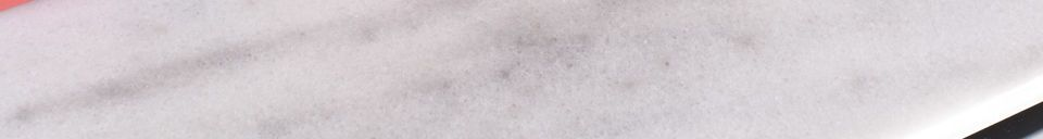 Mise en avant matière Table basse en marbre Varmalio
