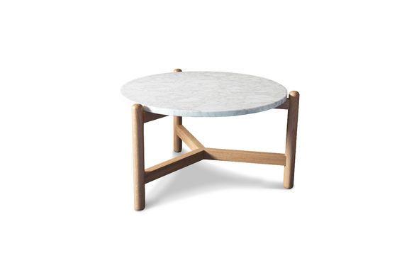 Table basse en marbre Västra Détouré