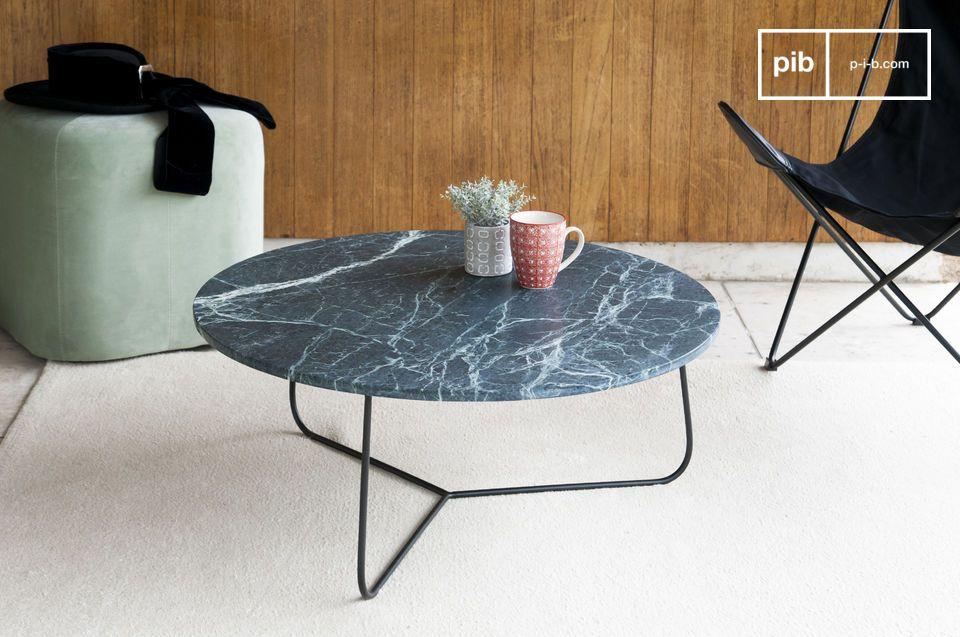 Table Basse Marbre Vert.Table Basse En Marbre Vertu