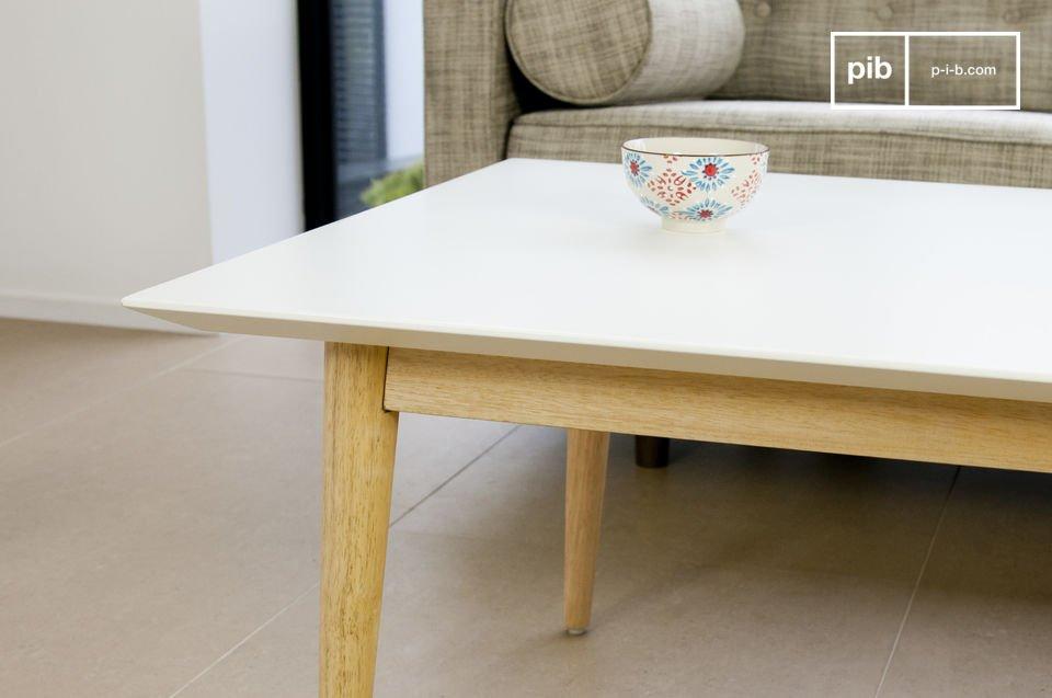 Laissez vous séduire par cette table basse scandinave