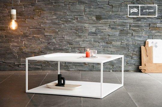 Table basse avec rangement nölbis