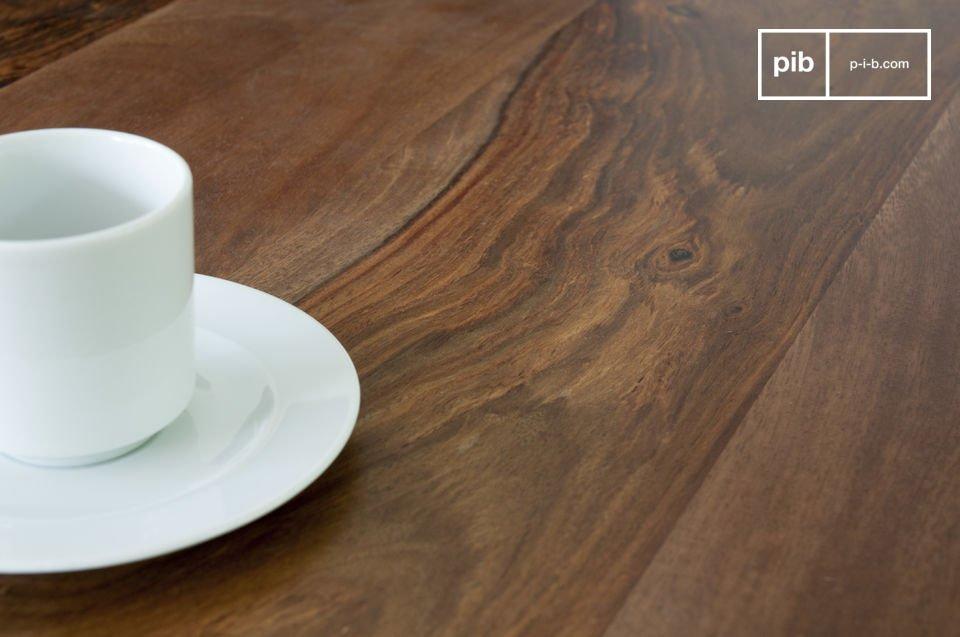 L'élégance du mobilier scandinave avec une touche de couleur
