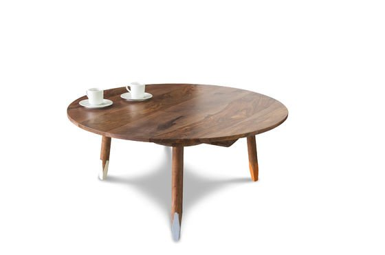 Table basse scandinave Pencil Détouré