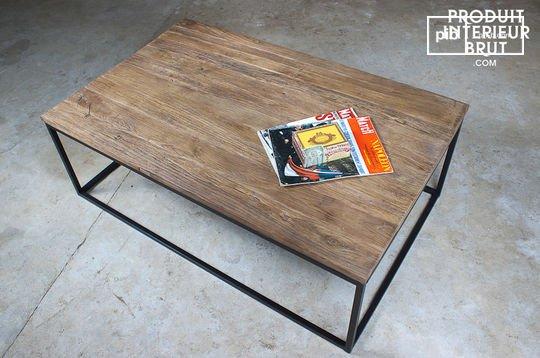 Table basse Soho Loft