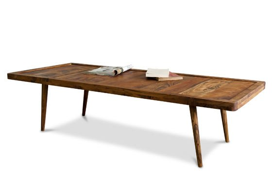 Table basse stockholm une grande table de salon au design pib - Grande table basse design ...