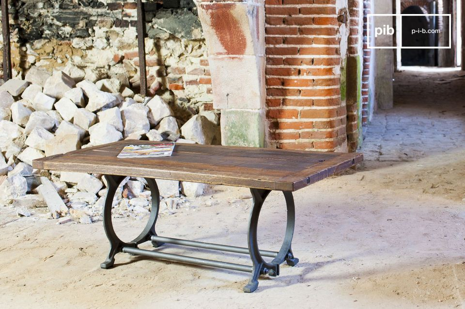 Table basse Tonnel