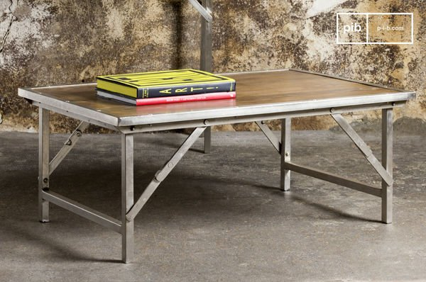 Table Basse Tremy detail
