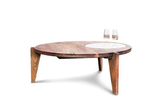 Table basse tripode Stockholm Détouré