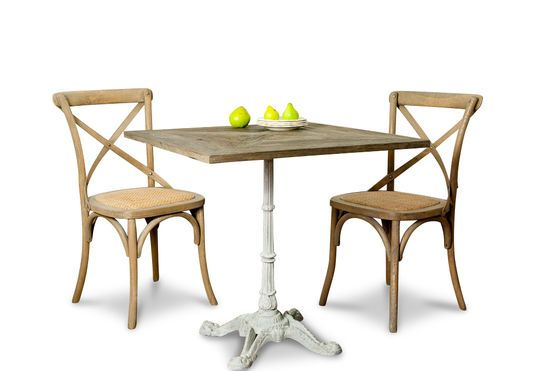 Table bistrot Senanque Détouré