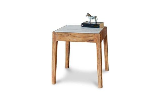 Table d'appoint carrée Marmori Détouré